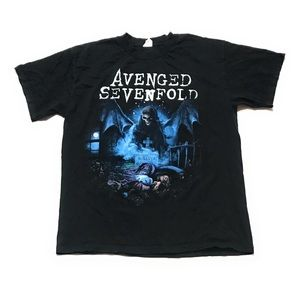 Avenged Sevenfold Grim Reaper Rock Your Nightmare